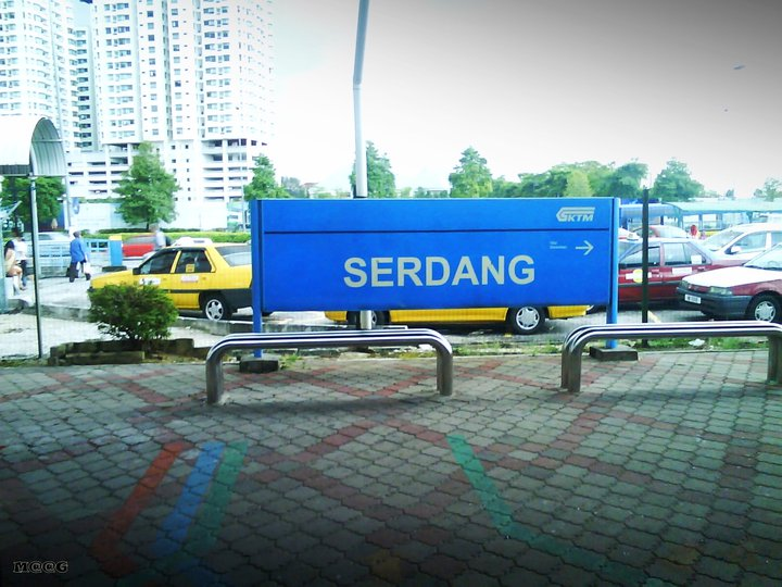 How To Go To Upm From Ktm Serdang