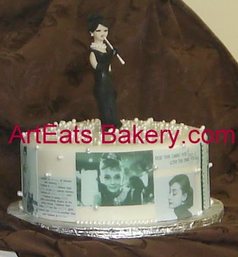 Audrey Ross Cake Artist : Art Eats Bakery custom fondant wedding and birthday cake ...