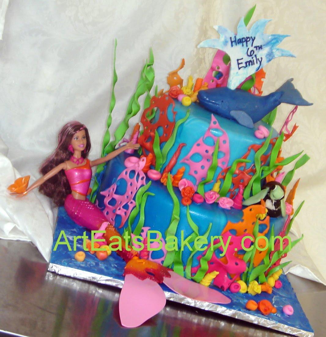 Baby Shower Venues In Singapore: Art Eats Bakery Custom Fondant Wedding And Birthday Cake