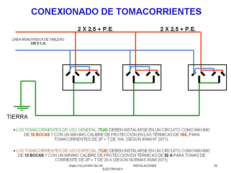 Instalaciones el ctricas conexionado - General electric iluminacion ...