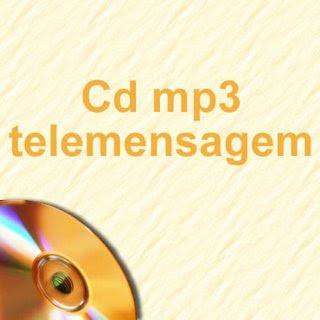 CD Mp3 Telemensagens