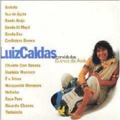 Cd Luiz Caldas - Luiz Caldas e Convidados 15 Anos de Axé