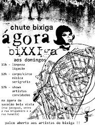 CHUTE em SP para abertura de ÁGORA BIXIGA