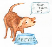 Essay on pet peeves