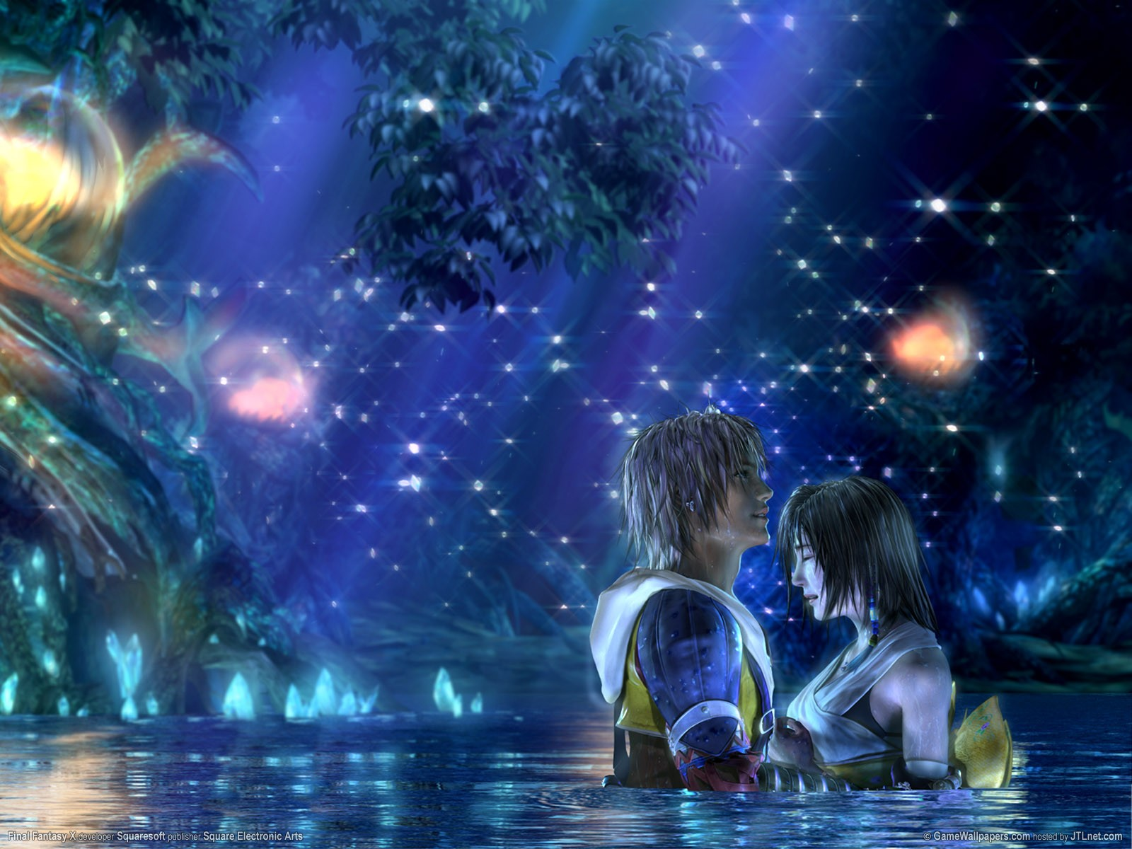 Fantasy Backgrounds for