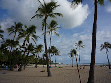 Beautiful Waikiki Beach