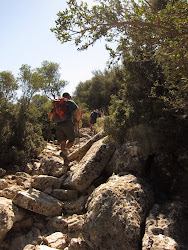 Rockhopping on the Lycian Way - Lykian Yolu