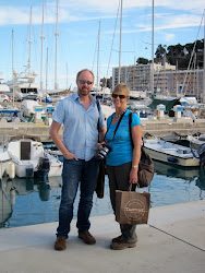 Mark & Jillian in Monaco