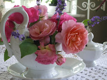 Różyczki dla moich blogowych gości))