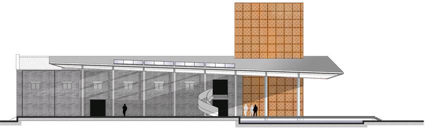 Arte elevaciones en arquitectura - Alzado arquitectura ...