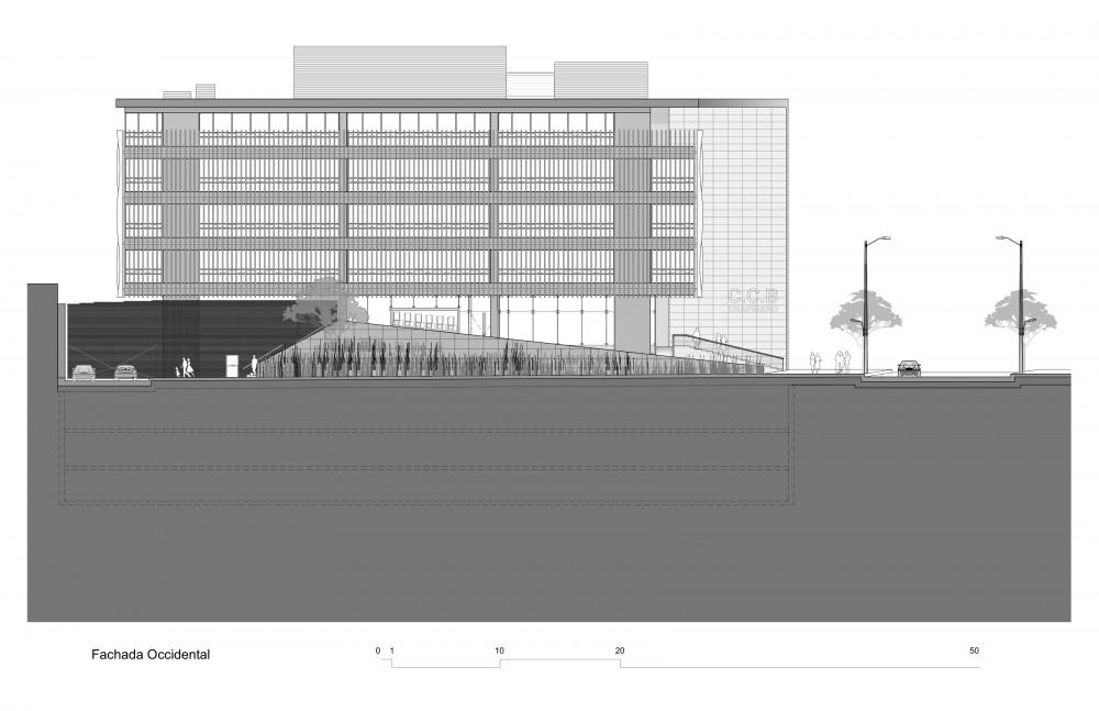 Elevaciones en arquitectura arte for Fachadas en planos arquitectonicos