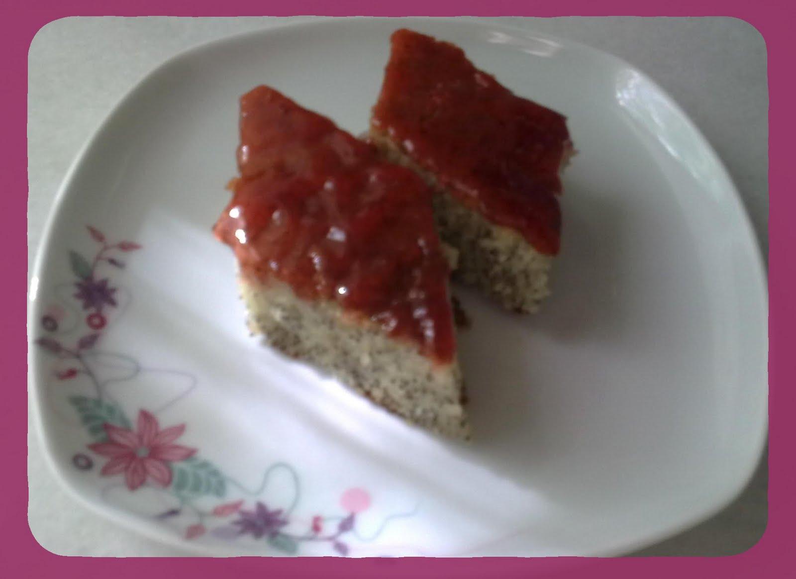 Hashaşlı Kek Videosu