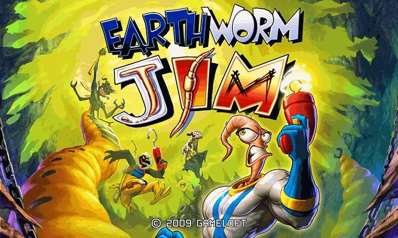 Earthworm-Jim-01 Códigos (cheats) para jogos Java da Gameloft (Touchscreen)