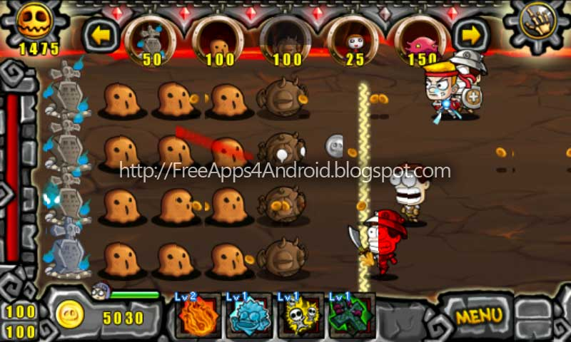 Free Games 4 Android: Leave Devil Alone HD v1.0.4