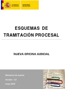Kderecho la nueva oficina judicial y esquemas de for Oficina judicial
