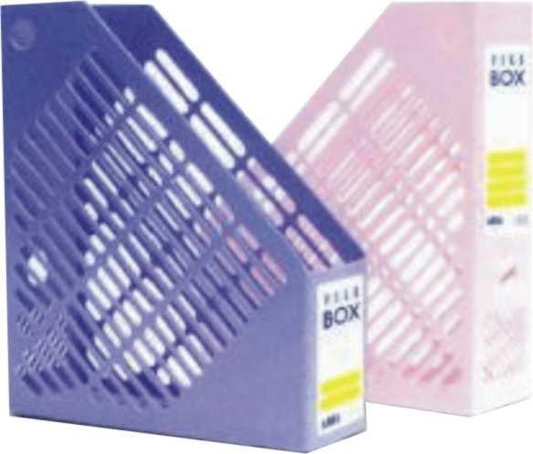 Stationery Price List Magazine Box