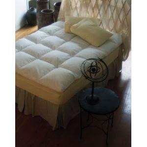 غرف نوم روعة Luxury-baffled-box-featherbed