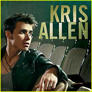 Kris Allen's Album Cover pics