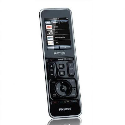 Philips Prestigo Universal Remote Control pics
