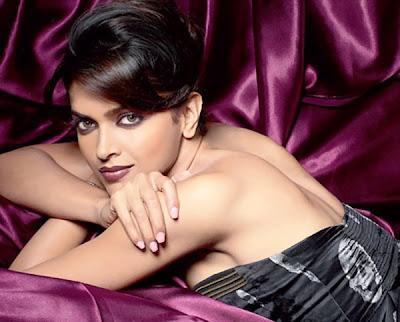 Deepika Padukone on Cosmopolitan Magazine Cover pictures