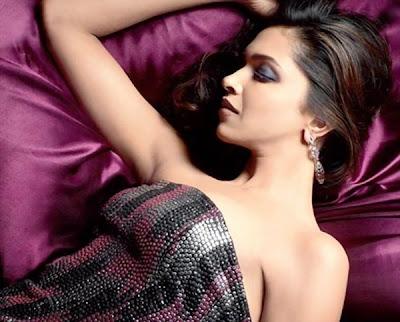 Deepika Padukone on Cosmopolitan Magazine Cover photo