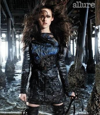 Kristen Stewart on Allure US Magzine Cover photo