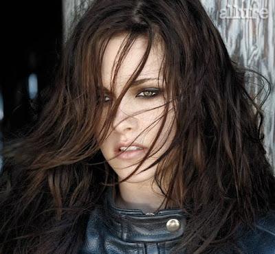 Kristen Stewart on Allure US Magzine Cover pictures