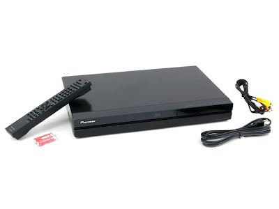 Pioneer HD 1080p Blu-Ray Disc Player, Pioneer