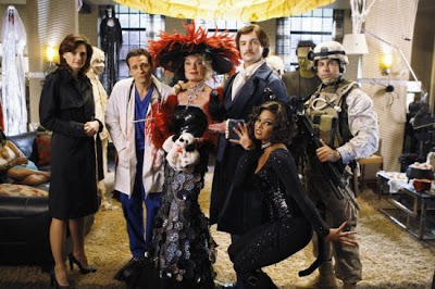Castle Season 2 Episode 10 S02E10 One Man's Treasure cast, Castle