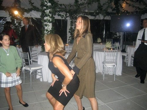 Katie Couric Dancing Pictures