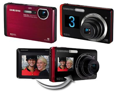 Samsung DualView TL220 Camera Review