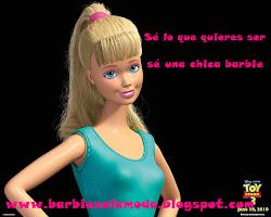 Sé una chica barbie
