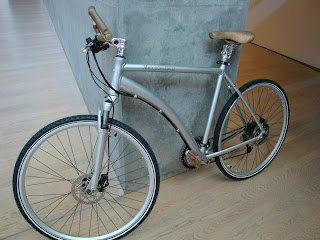 Rainer Ganahl: Don't Steal My Mercedes-Benz Bicycle, 2007