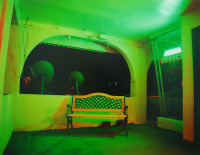 Raissa Venables: Green ATM (2007)