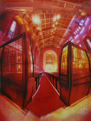 Raissa Venables: Temple Emanu-El NY Sanctuary (2008)