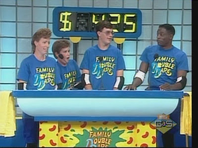 Oh yeah, Family Double Dare is where it's at