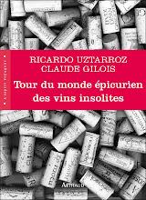 TOUR DU MONDE EPICURIEN DES VINS INSOLITES