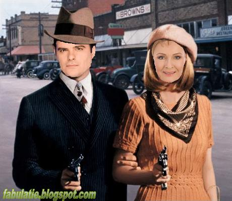 Bonnie and Clyde (Dana Grecu si Radu Tudor)