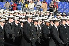 Midshipmen at the Army Navy Game