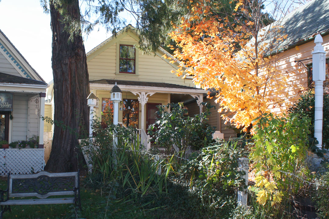 Parsonage Bed And Breakfast Nevada City