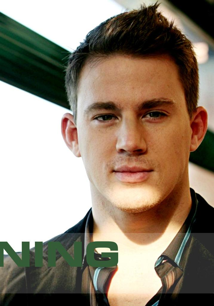 Channing Tatum Short Hairstyles GURU FASHION