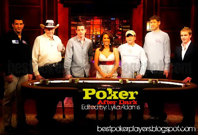Poker After Dark Host and Contestants 3