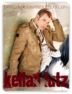 Twilight and New Moon's Hot Cullen Boy Kellan Lutz