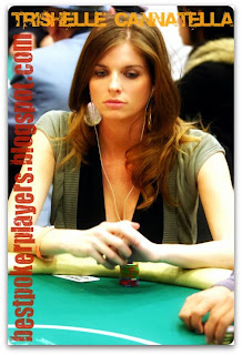 Trishelle Canatella Sexy Poker Player