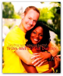 Amazing Race Ericka Dunlap and Brian Kleinschmidt