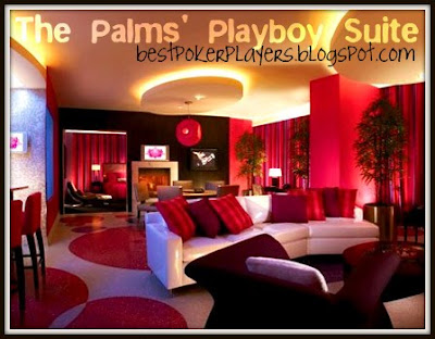 The Palms Hotel and Casino Hugh Hefner's Playboy Theme Room