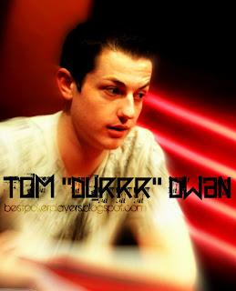Tom Durrr Dwan Poker Player