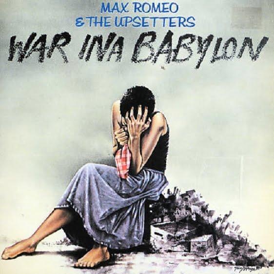 Le reggae - Page 2 Max+romeo+war+in+a+babylon+2008