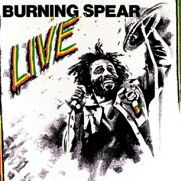 Burning Spear Throw Down Your Arms