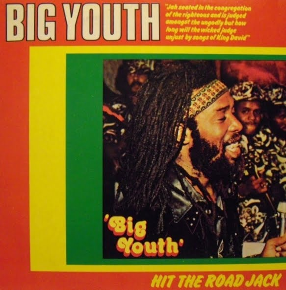 Big youth hit the road jack lp